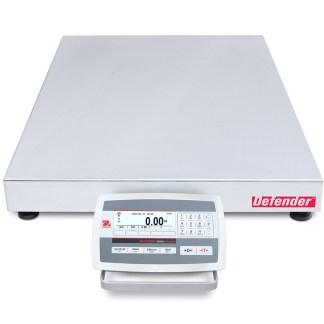 OHAUS D52XW 500 500 mm - Платформенные весы OHAUS DF32M1500BS