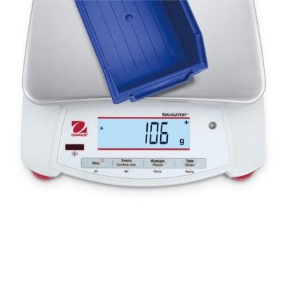 OHAUS NVT 100mg 3 - Лабораторные весы OHAUS NVT2201