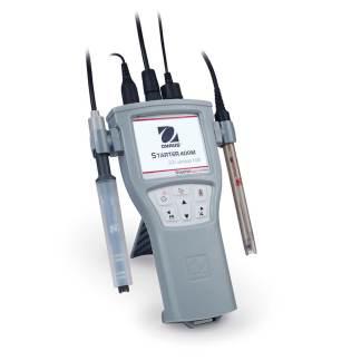 OHAUS Starter 400M F - pH-метр - Кондуктометр OHAUS ST400M-F (с электродом)