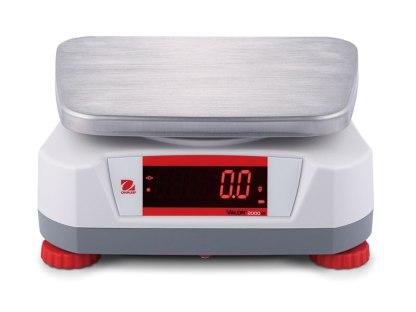 OHAUS V22PWE 2 - Влагозащищённые порционные весы OHAUS V22PWE1501T