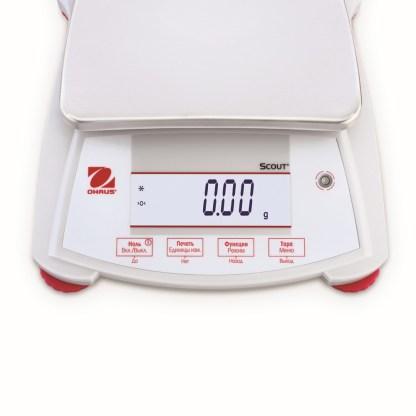 OHAUS SPX 10mg 100mg 1 - Лабораторные весы OHAUS SPX2202
