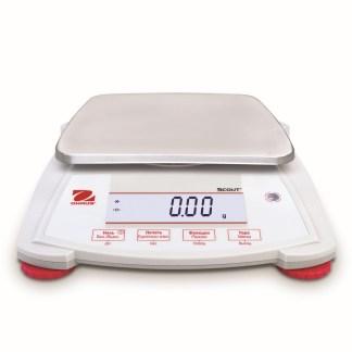 OHAUS SPX 10mg 100mg 2 - Лабораторные весы OHAUS SPX8200