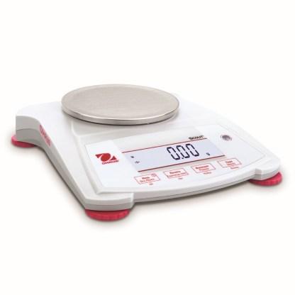 OHAUS SPX 10mg 2 - Лабораторные весы OHAUS SPX421