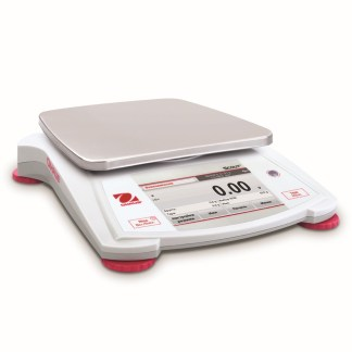 OHAUS STX 10mg 100mg - Лабораторные весы OHAUS STX2202