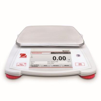 OHAUS STX 10mg 100mg 2 - Лабораторные весы OHAUS STX8200