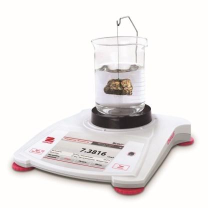 OHAUS STX 1mg 2 - Лабораторные весы OHAUS STX622