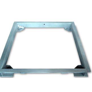 83033708 - Комплект обрамления приямка OHAUS, 0.8 м, окрашенная сталь