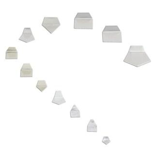 girya milligramm - Гиря САРТОГОСМ 10мг E2 общего назначения плоская многоугольная