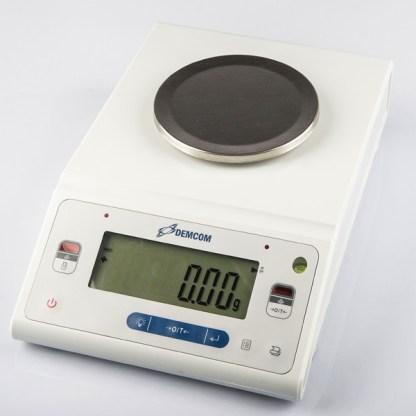 DL 122 212 312 612 1102 - Лабораторные весы ДЭМКОМ DL-1102