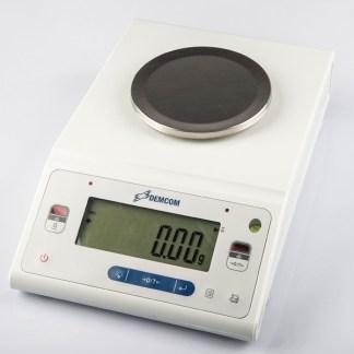 DL 122 212 312 612 1102 - Лабораторные весы ДЭМКОМ DL-312