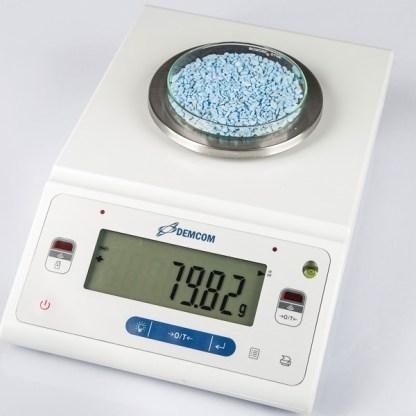 DL 122 212 312 612 1102 3 - Лабораторные весы ДЭМКОМ DL-312
