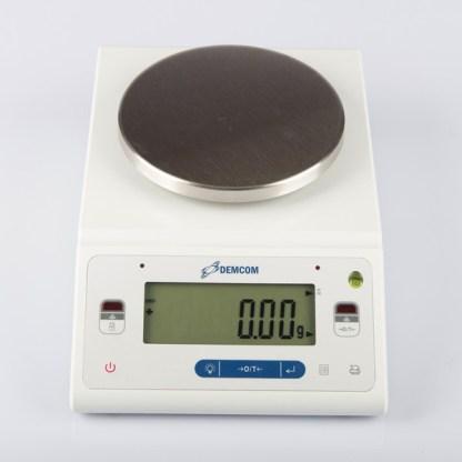 DL 2102 3102 4102 5102 3 - Лабораторные весы ДЭМКОМ DL-5102
