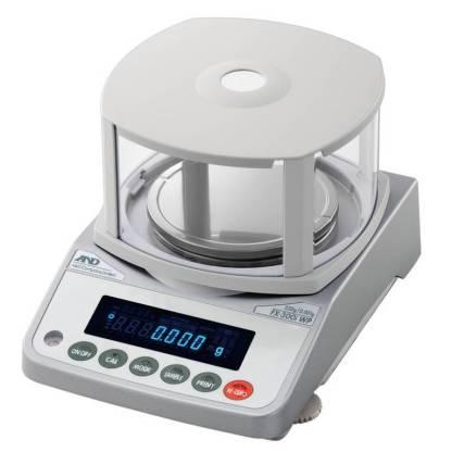 dl wp 120 300 - Влагозащищённые лабораторные весы AND DL-300WP