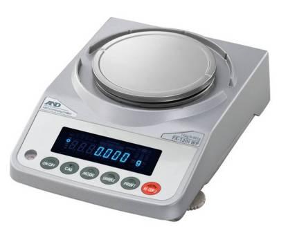 dl wp 120 300 2 - Влагозащищённые лабораторные весы AND DL-300WP