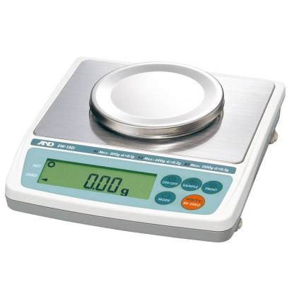 ew i 150 - Лабораторные весы AND EW-150i
