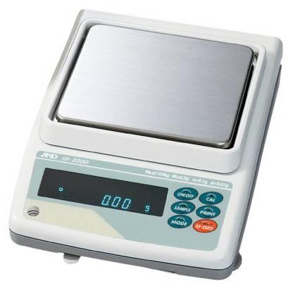 gf 1200 6100 - Лабораторные весы AND GF-3000