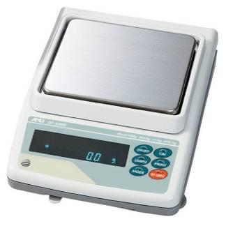 gf 6000 8000 - Влагозащищённые лабораторные весы AND GP-12K