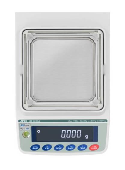 gf a 123 1603 3 - Лабораторные весы AND GF-203A