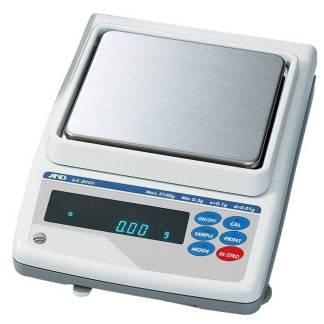 gx 2000 6100 - Лабораторные весы AND GX-6100