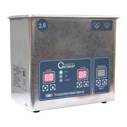 vanna ultrazvukovaya 2 8l ttts rmd  - Ванна ультразвуковая Сапфир 2.8л ТТЦ (РМД)