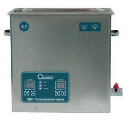 vanna ultrazvukovaya 5 7l ttts  - Ванна ультразвуковая Сапфир 5.7л ТТЦ