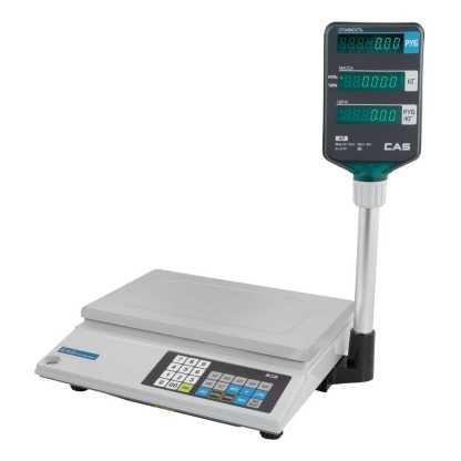 cas ap 1 m - Торговые весы CAS AP-15M