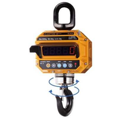 cas thd  caston iii plus - Крановые весы CAS THD-1 TWN(Caston-III) с пультом Bluetooth
