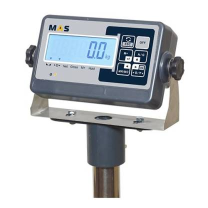 PM1B 2 - Платформенные весы MAS PM1B-100-4050