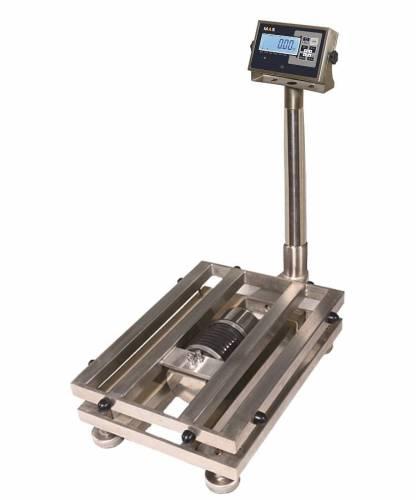 PM1HWS 2 - Влагозащищённые платформенные весы MAS PM1HWS-100-4050