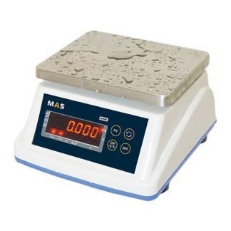 mswe - Влагозащищённые порционные весы MAS MSWE-30