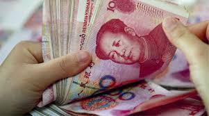 деньги китай