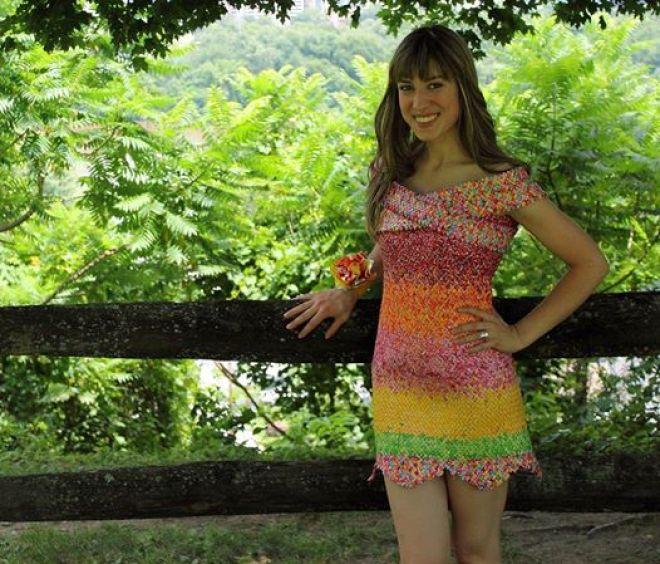 конфеты_платье
