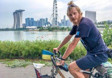 Руслан Верин: «Преодолев на велосипеде  первую тысячу километров, понял, что могу все!»