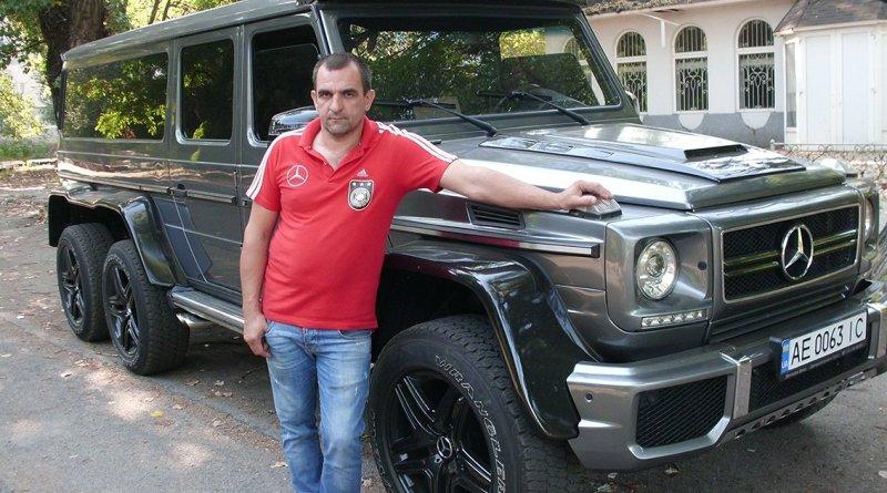 Никопольчанин Артур Тимофеев делает автомобили не хуже американцев