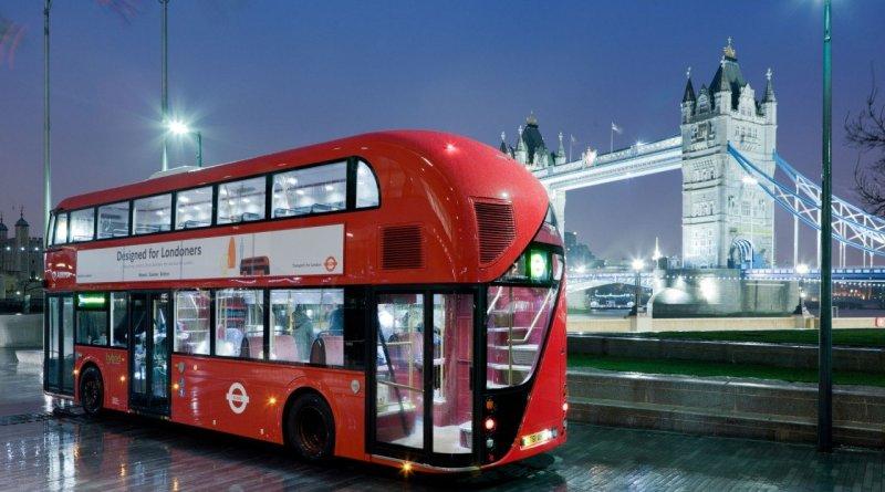 В Лондоне автобусы будут ездить на кофе вместо бензина. 2d8d579549461