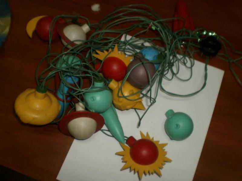 ялинкові іграшки