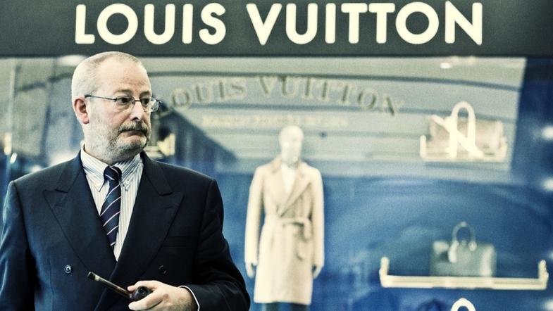 Во Франции умер модельер Патрик-Луи Виттон