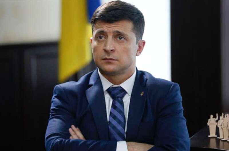 Телеканал Прямой сообщил об отставке Зеленского-800x530