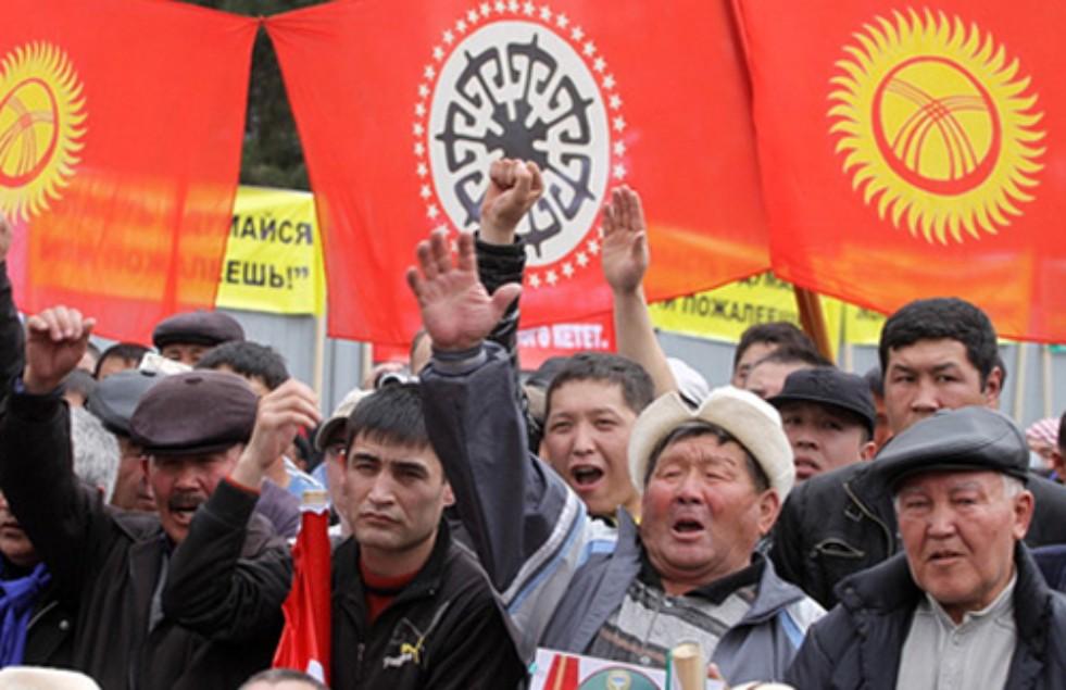 В Киргизии поднялась антирусская волна