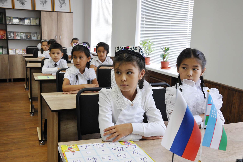 Узбекский профессор испугался русского языка