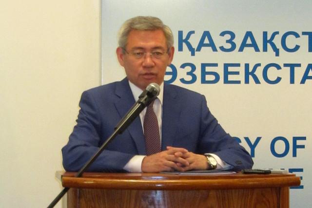 Казахский посол в Ташкенте украл в «особо крупном»