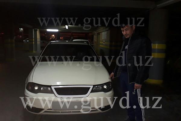Для пьяных водителей в Ташкенте завели «доску позора»