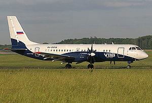 «Ташкентский» Ил-114 встал на крыло в Воронеже