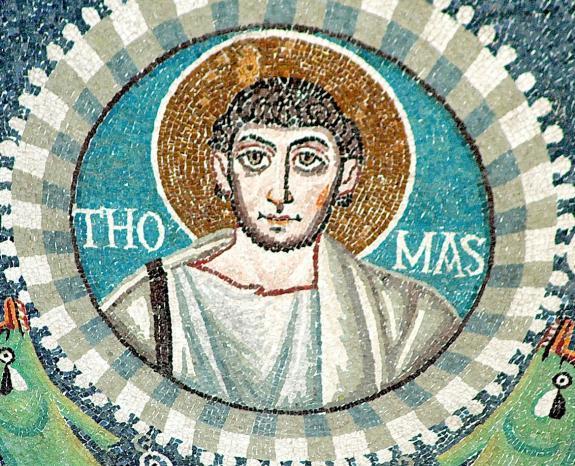 Апостол Фома вернулся в Среднюю Азию