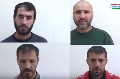 Схвачены участники мятежа Ходжи Халима