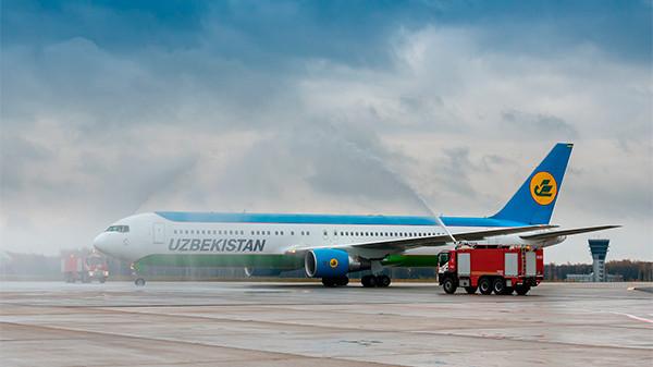 «Узбекские авиалинии» сменили Домодедово на Внуково