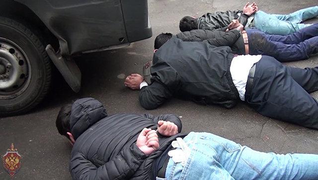 Подполье в Ташкентеготовилось к джихаду