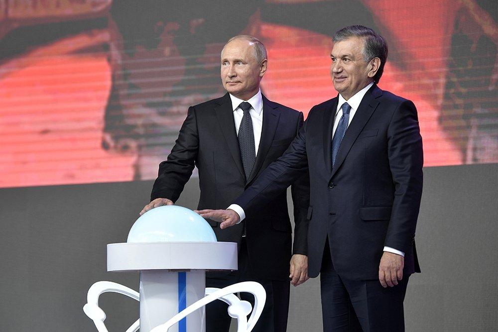 Москва и Ташкент подсчитали активы