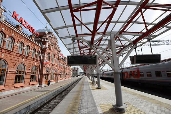 Прямой поезд свяжет Казань и Ташкент