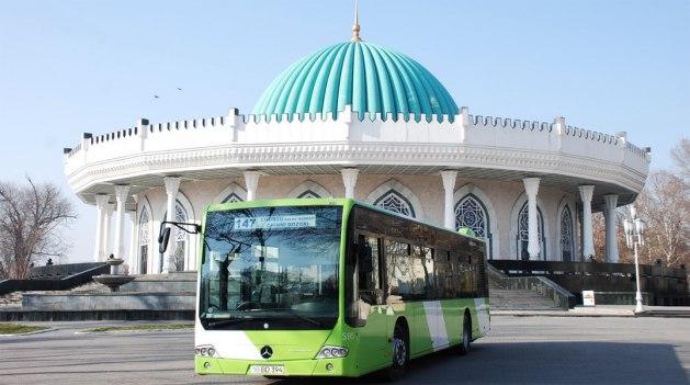 Российский банк обновит ташкентский транспорт